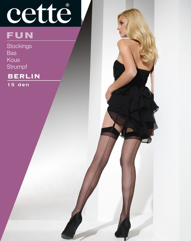 Cette Berlin Seam Stocking