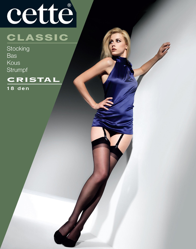 Cette Cristal Sheer Stockings