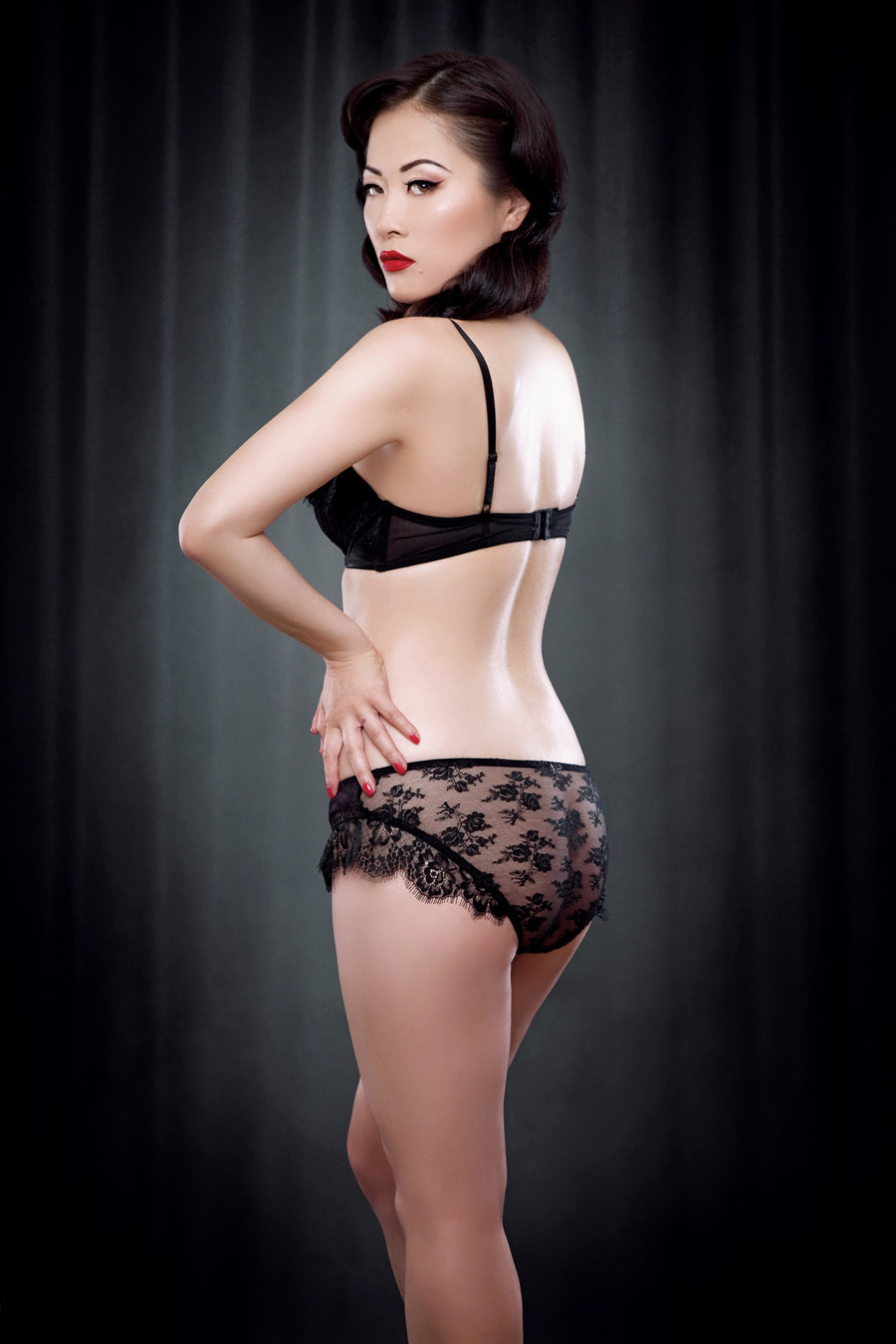 Mimi Knickers - Limited Edition - Kiss Me Deadly